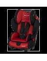 Fotelik BabySafe Collie Czarno-czerwony
