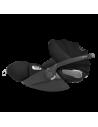 Fotelik Cybex Cloud Z I-Size Deep Black PLUS