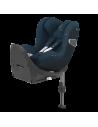 Fotelik Cybex Sirona Z I-Size Mountain Blue PLUS