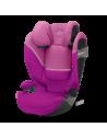 Fotelik Cybex Solution S I-fix Magnolia Pink