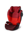 Fotelik Cybex Solution M-fix Rumba Red